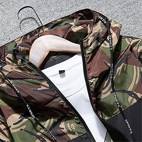 Coac3 Military Style Jacket Men Camouflage Patchwork Long Sleeve Jacket Streetwear Classic Fashion Jackets Plus Size5XL at Amazon Mens Clothing store: