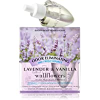 Bath & Body Works Lavender & Vanilla Odor Eliminating Wallflower Home Fragrance Refills