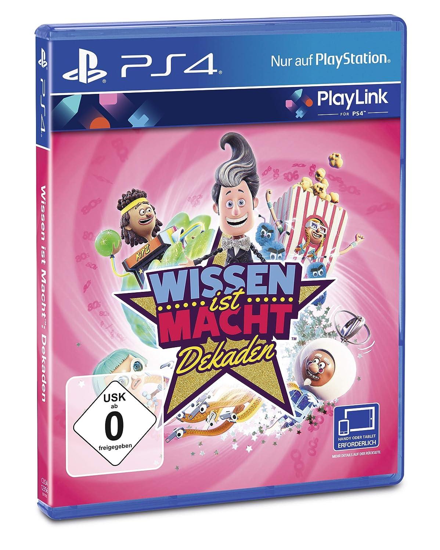 Wissen ist Macht: Dekaden - PlayStation 4 [Importación ...