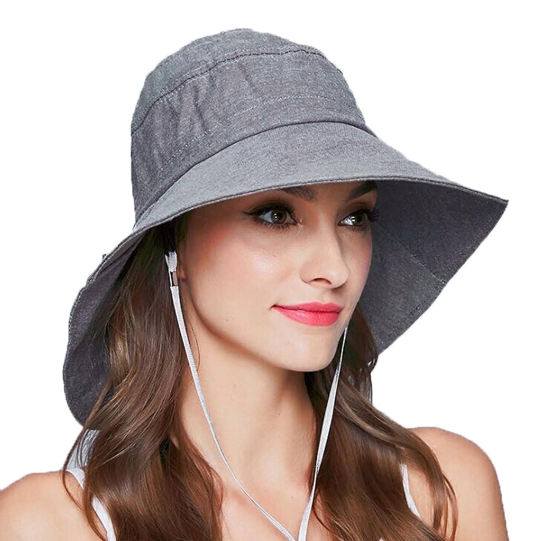Amazon.com  Women s Wide Brim Sun Hat 1018d46fedf