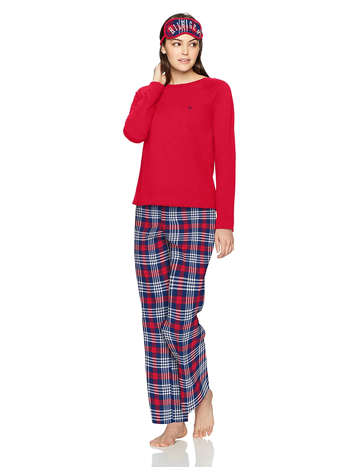 Tommy Hilfiger Women's Lounge Three Piece Set R89S005
