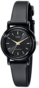 Casio Women's LQ139E-1A Classic Round Analog Watch