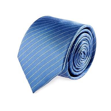 OTTO KERN corbata de seda rayada de la marina de guerra: Amazon.es ...