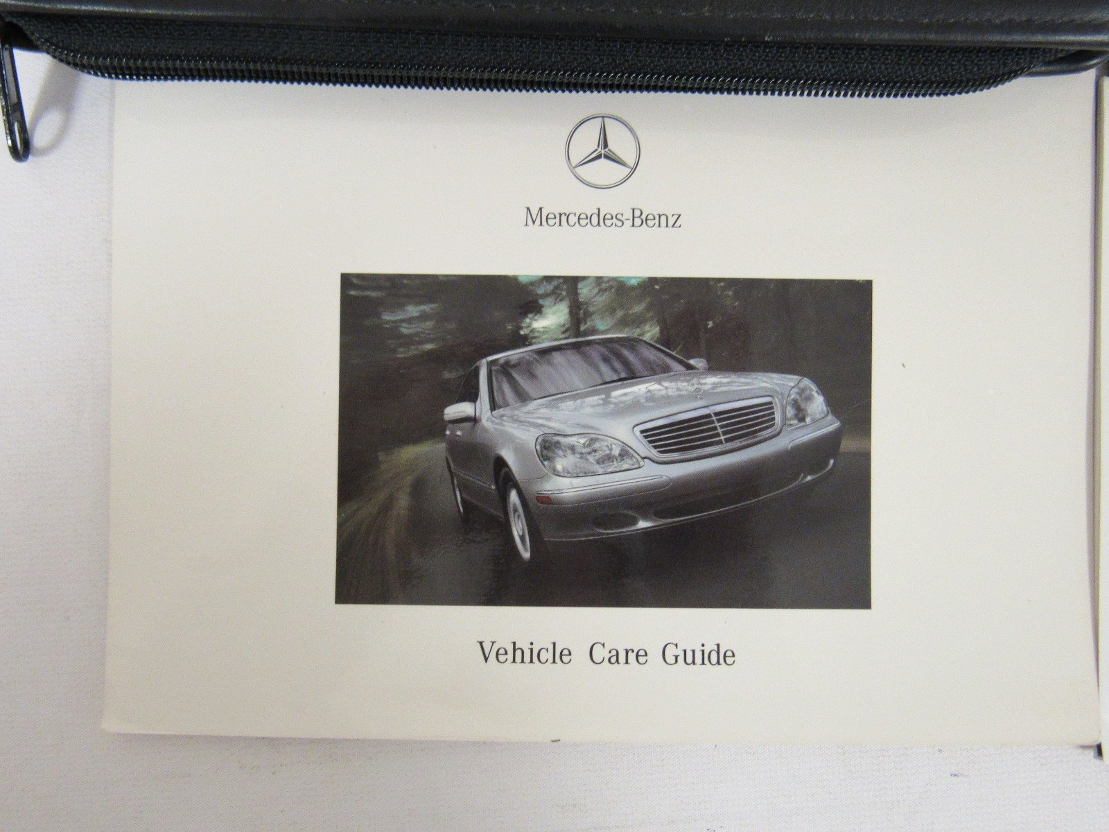 1999 Mercedes-Benz CLK 430 Owners Manual book: Mercedes-Benz: Amazon.com:  Books