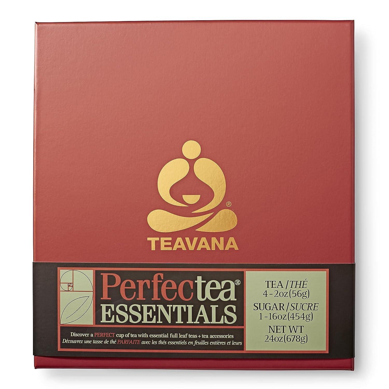 Amazon.com : Teavana Tea Sampler Gift Set : Grocery & Gourmet Food