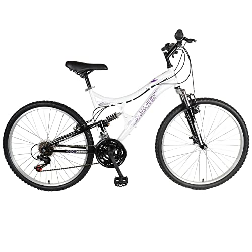 Mantis Women's 26 Orchid Full Suspension Bicycle review