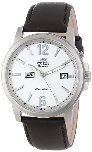 Orient Men s FEM7J00AW9 Starfish Classic Everyday Casual Timepiece Watch