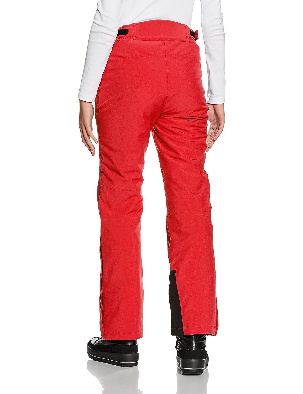 40 CMP Skihose 3W18596N Pantaloni Donna Rosso Ferrari