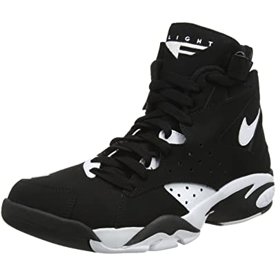 Nike Air Maestro II Limited Men's Basketball Shoes Black/White ah8511-001 | Basketball