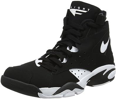 459fab53c590a Nike Mens Air Maestro II LTD Leather Trainer Basketball Shoes