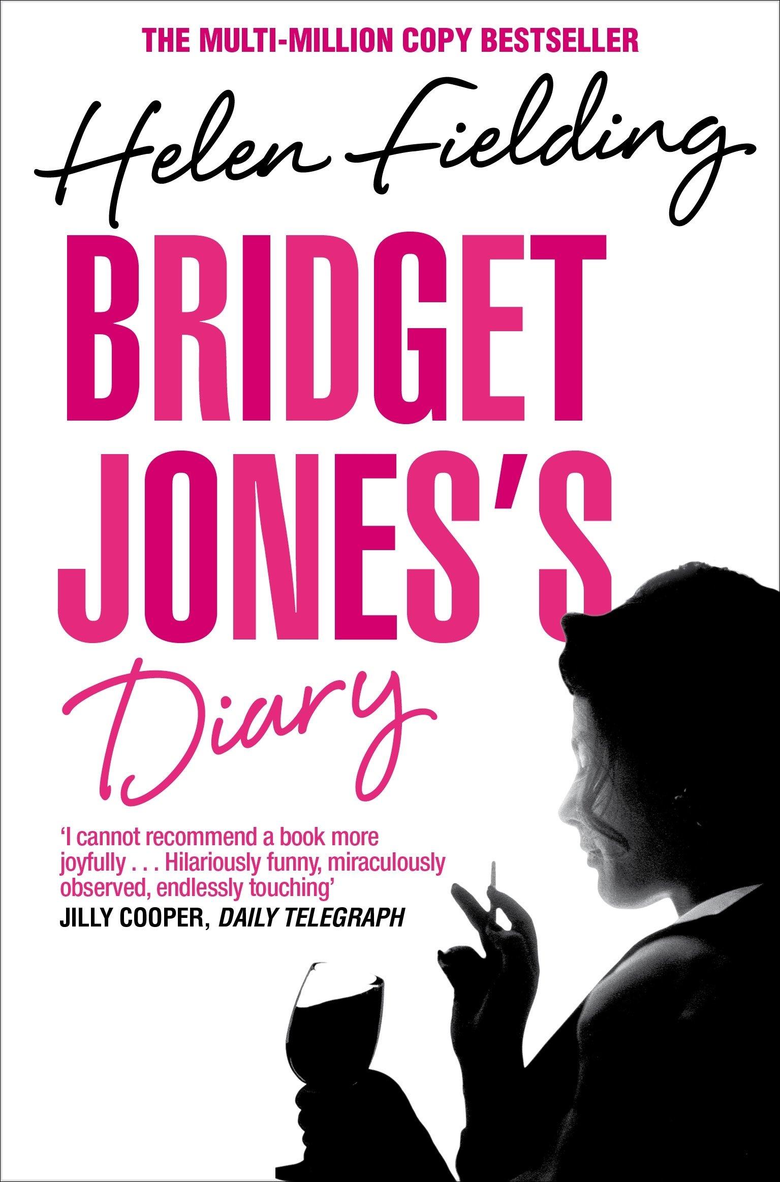 Image result for bridget jones diary book