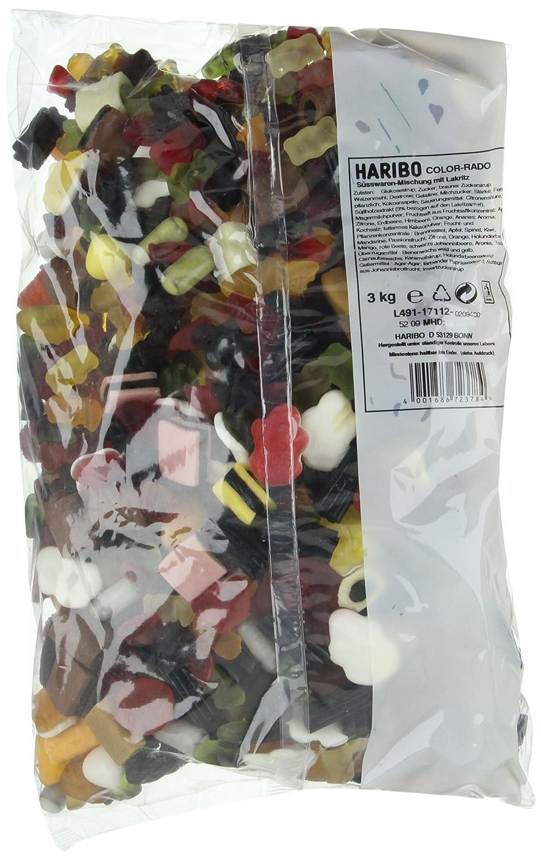 Haribo Gummimischung amazon