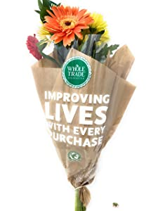 Whole Foods Market, Bouquet Paisley Conventional Whole Trade Gaurantee