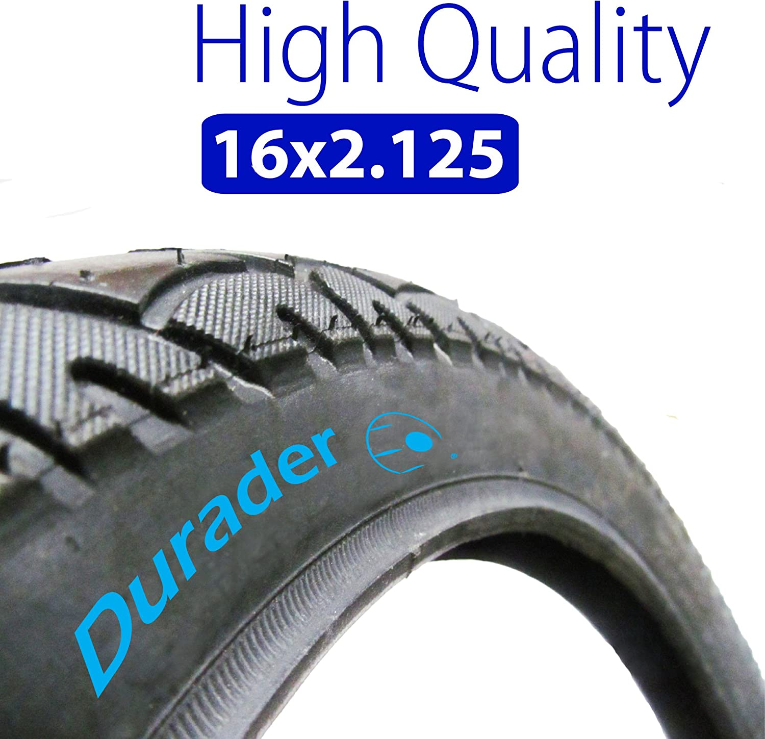 Lineament 16x2.125 Tire for Electric Scooters & Bikes