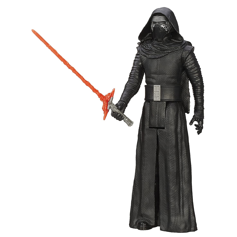 "Star Wars Last Jedi W2//17 Force Link 3.75/"" Kylo Ren Action Figure NEW"