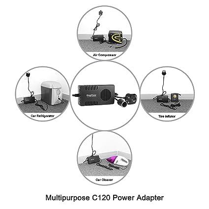 Roypow 120w Max 150w Power Supply Ac To Dc Adapter 220v230v240v