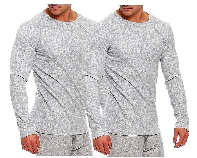 BestBuy-Shop - Maglia termiche - uomo Grau EU XXXL  Amazon.it  Abbigliamento 9e222fc9e31c