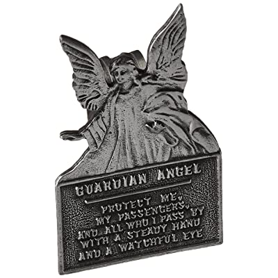Cathedral Art Auto Visor Clip, Guardian Angel: Arts, Crafts & Sewing