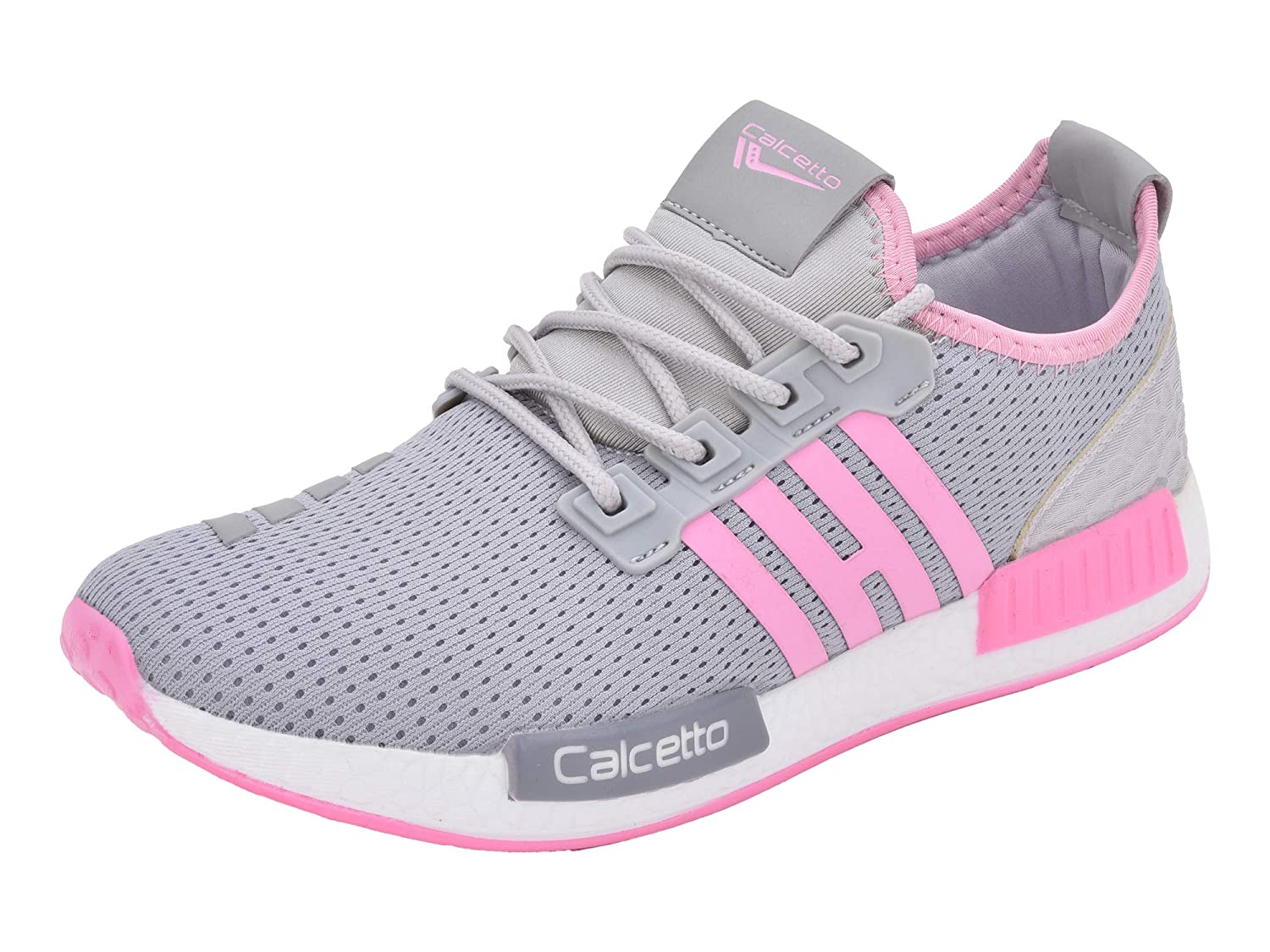Buy calcetto Womens Light Grey Pink