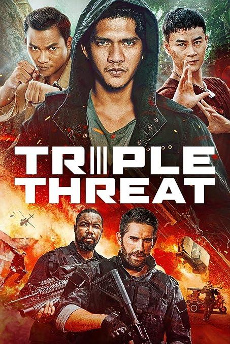 x art triple threat