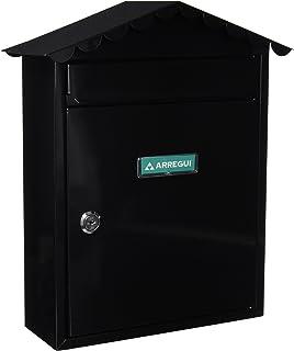 PrimeMatik - Buzón metálico para Cartas y Correo Postal de ...