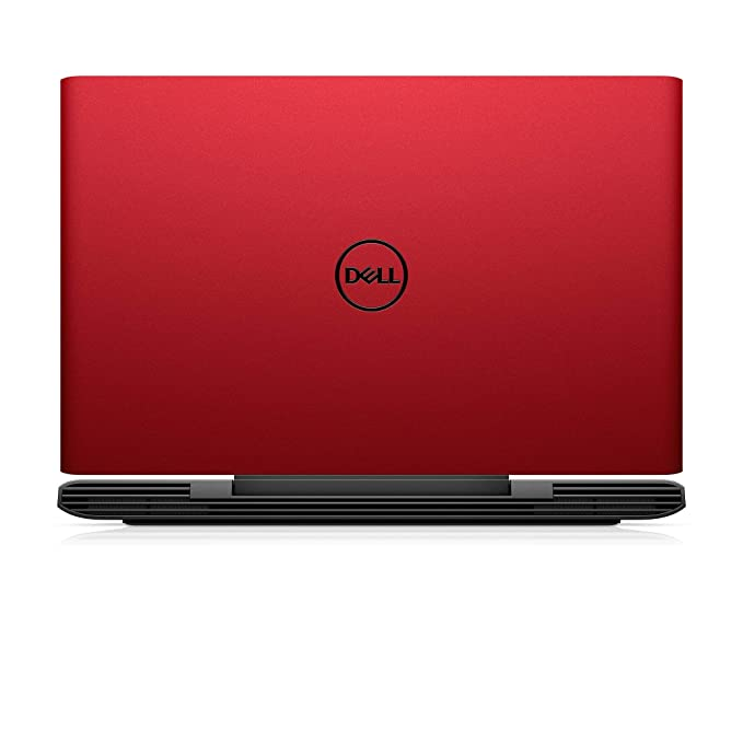Dell G5 Gaming Notebook Computer 15.6″, Intel Core i7-8750H, Nvidia Geforce GTX 1050Ti 4GB, 8GB RAM, 1TB + 128GB SSD Storage, G5587-7037RED-PUS