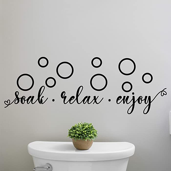 Top 10 Wall Decor For Bathrooms With Christian Writings