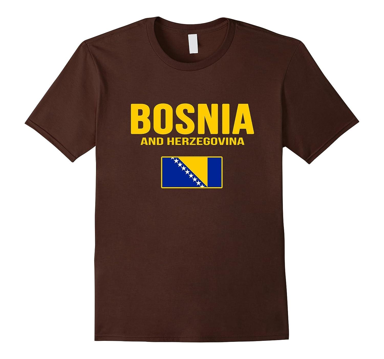 Bosnia Herzegovina T shirt Bosnian Shirt-Newstyleth