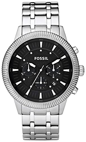 ad30c7a9c268 Fossil FS4589 Hombres Relojes  Fossil  Amazon.es  Relojes