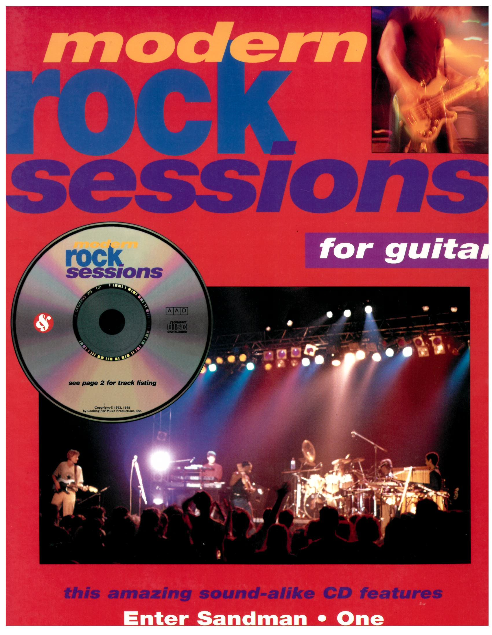 Modern Rock Sessions