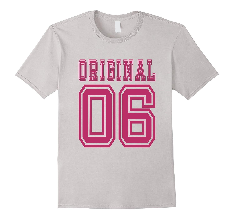 2006 T Shirt 11th Birthday Gift 11 Year Old Girl B Day Cute