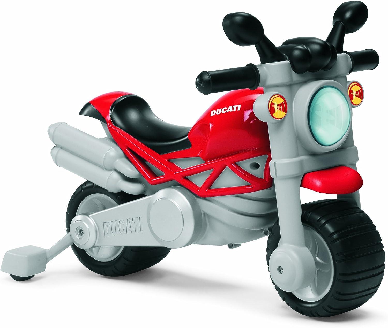 Ducati Monster (+18 meses)