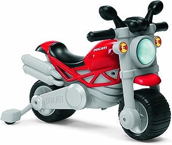 Chicco - Porteur Ducati Monster - Jouet Premier