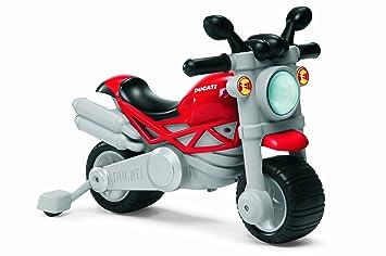 Chicco Jouet premier âge Porteur Ducati Monster: