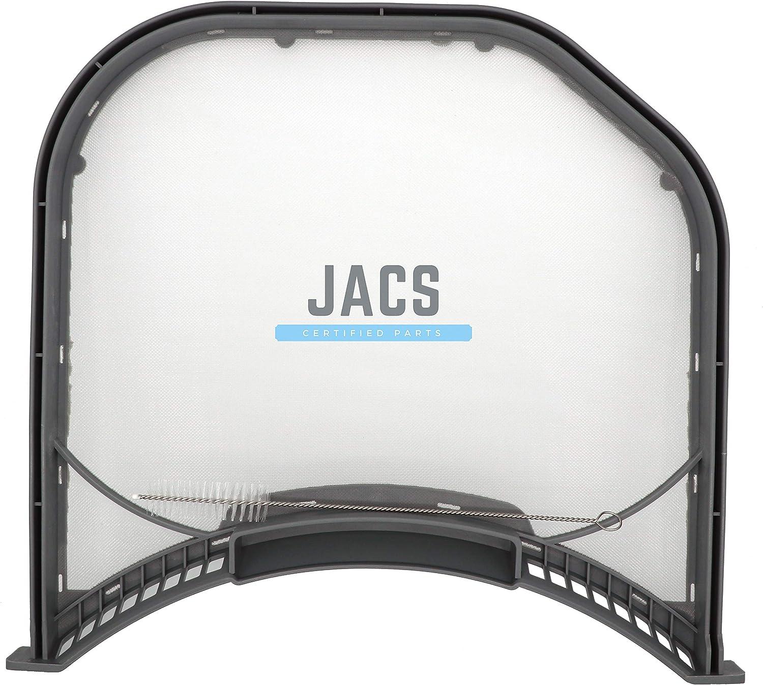 LG Dryer Lint Filter Replacement ADQ56656401- Compatible Kenmore Dryer Lint Filter [Bonus Vent Trap Brush] - Replaces AP4457244, 1462822, AH3531962, EA3531962 & PS3531962, JACS