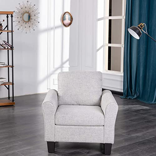 GOOD GRACIOUS Modern Accent Chair