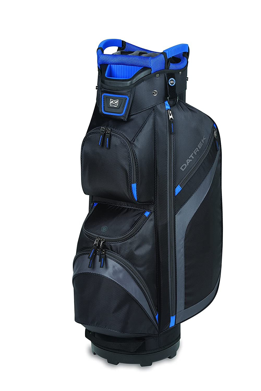 Datrekゴルフ2017 DG Lite IIカートバッグ B01LZWPBZF Black/Charcoal/Royal Black/Charcoal/Royal