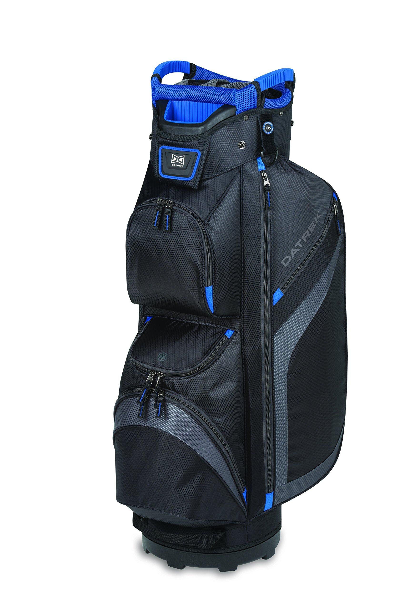 Datrek DG Lite II Cart Bag Black/Charcoal/Royal DG Lite II Cart Bag