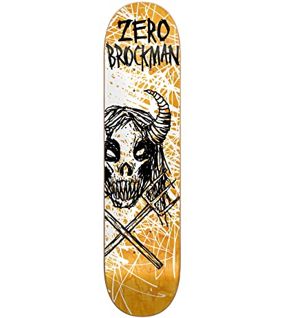 Amazon zero brockman dark ages deck 862 impact light zero brockman dark ages deck 862 impact light skateboard decks aloadofball Gallery