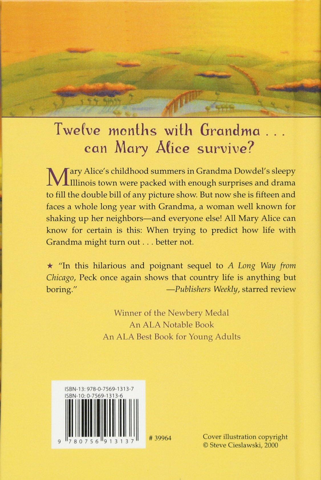 A Year Down Yonder: Amazon.co.uk: Richard Peck, Don Freeman: 9780756913137:  Books