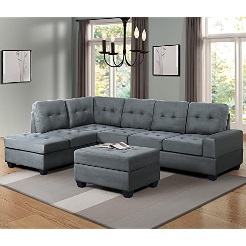 Small Sofas With Chaise: Amazon.com