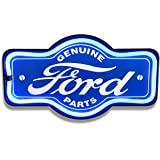 "Ford LED Neon 17"" Marquee Shaped Sign"