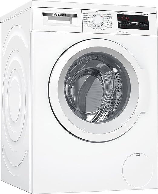 Bosch Serie 6 WUQ28420 - Lavadora (Independiente, Carga ...