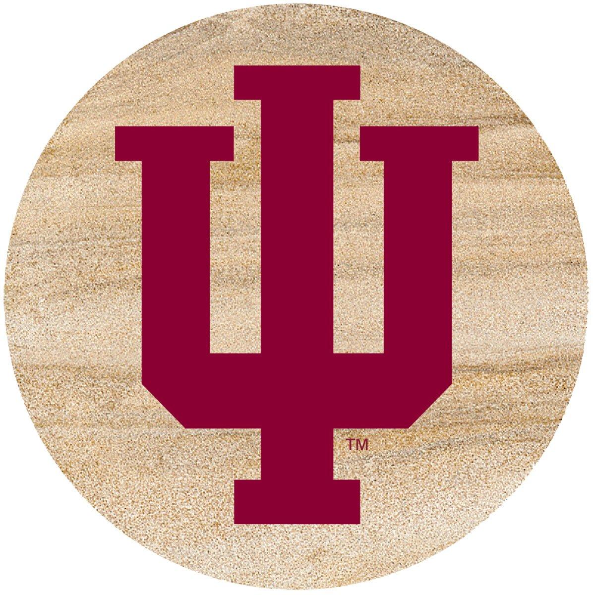 Amazoncom Thirstystone Drink Coaster Set Indiana University
