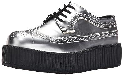 b6a6cbd1f38 T.U.K. Shoes V9019 Unisex-Adult Creepers