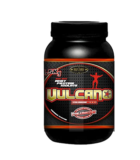 Vulcano 1,5Kg potente desarrollador muscular de última gen.+proteina isolada