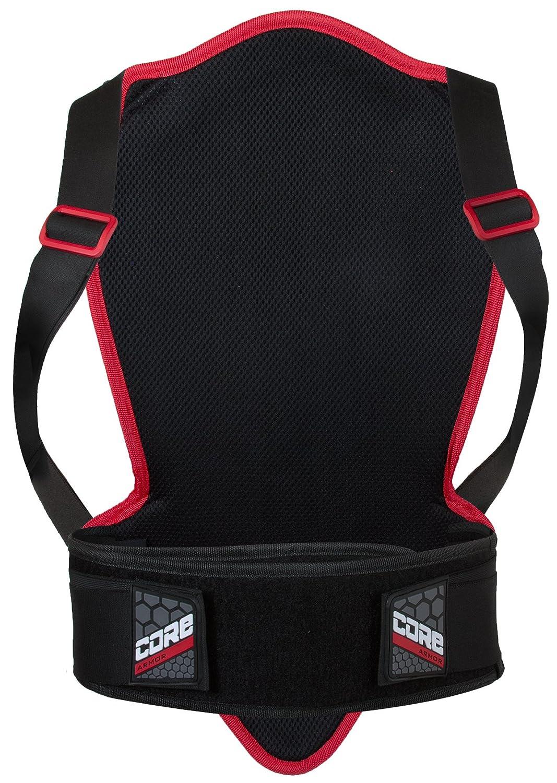 Pilot Core Motorcycle Back Protector V2 (Black, 460mm) 5001201-00