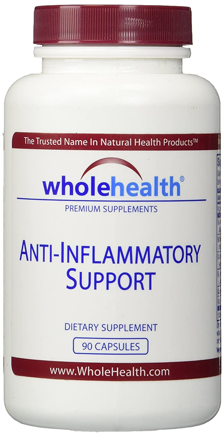 amazon com wholehealth anti inflammatory support with turmeric