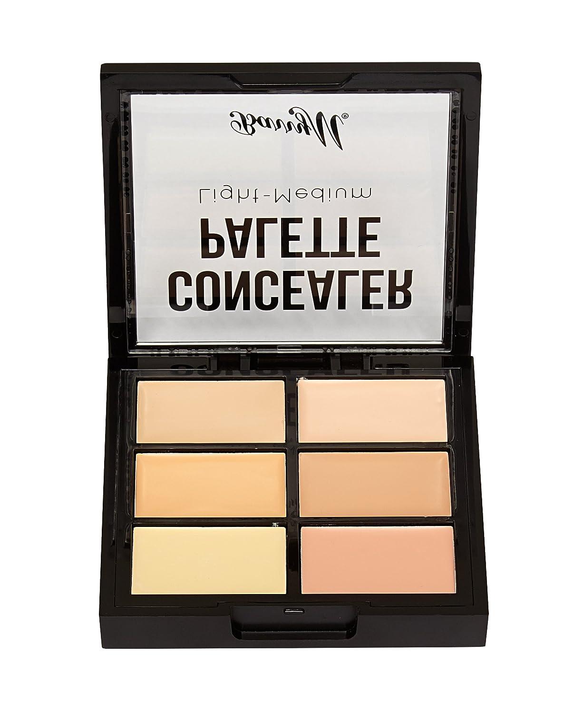 Barry M Cosmetics Palette Anti-Cernes Light/Medium F-CP1