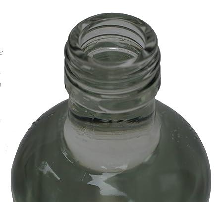 467f0c3c856aa Dora´s Glasflasche mit Neoprenbezug 500 ml (Blume des Lebens rot):  Amazon.de: Sport & Freizeit
